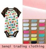 Rompers комбинезона младенца в одеждах детей