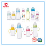 Sicherheits-Baby-Produkt-Minisaft-Baby-Speisewasser-Flasche