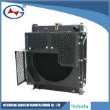 V2203-6アルミニウムラジエーターのGensetのラジエーターのたる製造人のコアラジエーター