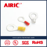 TerminalのDIN46237 Vinyl/PVC Insulated Ring Type Insulated Crimp Push