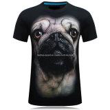 신식 형식 3D에 의하여 인쇄되는 남자 t-셔츠