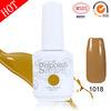 311 couleurs le plus récent de longue durée Nail Art 15ml Gel ongles polonais