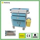 Ospedale Furniture per Emergency Trolley (HK801)