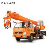 분명히 말한 트럭은 망원경 150 톤 소매 수압기 실린더를 Cranes