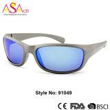 Qualität polarisierte Sport-Sonnenbrillen mit FDA/CER Bescheinigung (91049)