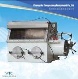 実験室のステンレス鋼の真空操作のグローブボックス