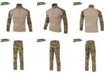 тактическая плотно военная форма маскировочного костюма напольных спортов 7-Colors равномерная