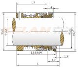Le joint mécanique utilisé pour la pompe à eau, pompe centrifuge (KL112-45)