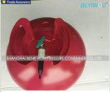 Preço baixo 22,4 L pequeno balão descartáveis do cilindro de gás hélio