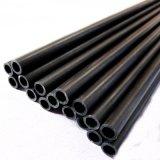 Tubo resistente a la corrosión de la fibra del carbón con vida de servicio larga