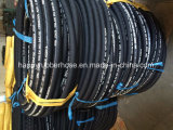 """La norme DIN EN 853 2SN 3/8"""" flexible hydraulique haute pression"""