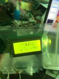 8 x 2 linhas módulo do LCD com tamanho de caráter de 2.95 x de 4.75mm, Stn