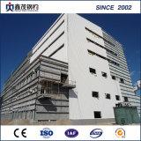 Prefabricated 강철 프레임을%s 가진 Prefabricated 강철 구조물 건물