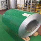 Компактна: 0,43 мм толщины PPGI PPGL оцинкованной стали с полимерным покрытием катушек зажигания