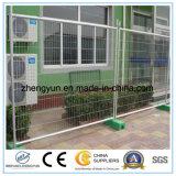 中国製溶接された金網の塀か一時塀