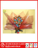 Un jouet en peluche pour cadeau de mariage Toy fleur pour la mariée