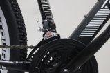 2018 Nova estrutura de aço da forquilha de freio a disco Mechenical Suspensio 21 Hotsale Velocidade Mountain Bike