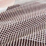 安い印刷された綿の敷布