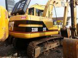Utilisé Cat excavatrice chenillée 320b 320b pour la vente