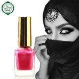 Nueva llegada OEM de moda Dama arriba Halal de esmalte de uñas