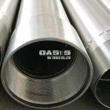 El aceite de grado 316 embalando bien el tubo Tubo de acero inoxidable con la norma API