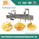 La norma Ce automático Nik Naks rizos de maíz de la línea de la planta de producción