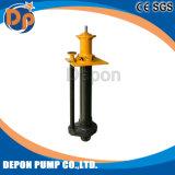고무에 의하여 일렬로 세워지는 산성 벨트에 의하여 모는 집수 슬러리 펌프 모래 펌프