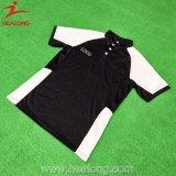 Healongのインポートインクデジタルによって印刷されるゴルフワイシャツ