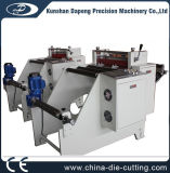 Enrollar el papel de la máquina de láminas (rollo hoja cortante)