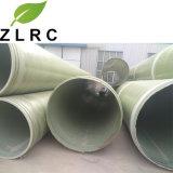 Prfv/PRG/Glassfiber Composite Tubo de fibra de vidro