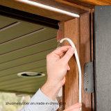 Striscia di gomma autoadesiva della guarnizione della finestra del portello di Excluder della cambiale di EPDM