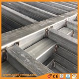 Aço Galvanizado/alumínio furadas através de lança da Barragem de Jardim