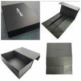 Qualitäts-kundenspezifisches Firmenzeichen-faltbares Pappgeschenk-verpackenkasten