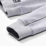 Vlies-Großverkauf Hoody Sweatshirts der Männer beiläufige kundenspezifische Baumwoll
