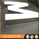 Corona PMMA van de fabriek verlichtte Teken