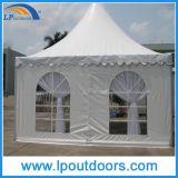Tenda di alluminio all'aperto di lusso del Pagoda della tenda foranea di cerimonia nuziale
