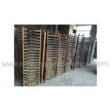 Customedの昇進の木のクロック、卸し売り旧式なクロック、壁掛けのクロック