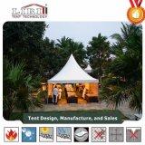 15x30m trame transparente tente pour la collecte de plein air