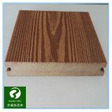 China-Fabrik-Holz und PlastikzusammensetzungWPC Decking für im Freien