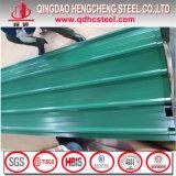 Dx51d gewölbtes PPGI Stahlblech für Dach