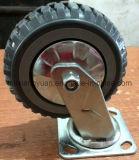 Hx-101sの手のトロリーのための固体三角形階段上昇の車輪