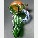 Ohr-Bienenwabe-Form-Glaspfeife des Schmierölfilter-Rohres