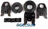 Ez-1550, 15, 18, 22, 28, 32, 42, 54mm tuyau en acier inoxydable, le système de plomberie raccords Viega pour appuyez sur