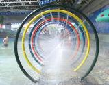 Juego Aqua Aqua de fibra de vidrio juguetes, el equipo de pulverización