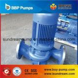 Vertikale Mehrstufenrohrleitung-zentrifugale Wasser-Pumpe