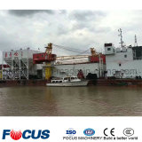 Hoher Seebeton-stapelweise verarbeitende/Mischanlage der Leistungsfähigkeits-120m3/H für Verkauf