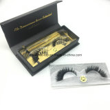 100% собственной торговой маркой Private Label Eyelash настроить 3D норка Eyelash упаковки