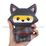 Fox Jumbo doux parfumé à la hausse lente Squishy Kid Toy