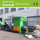 Los costos de plástico máquina trituradora de papel