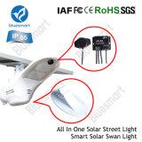 Rue lumière solaire avec LED du panneau solaire